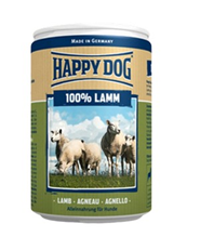 Happy Dog 100% Lamm / Консервы Хэппи Дог для собак Монобелковые Ягнёнок (цена за упаковку, Германия)