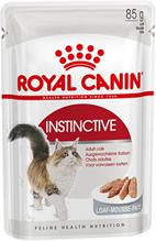 Заказать Royal Canin Instinctive Mousse Pate / Паучи Инстинктив для Взрослых кошек старше 1 года Паштет (цена за упаковку) по цене 220 руб