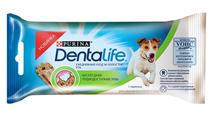 Заказать Purina Dentalife / Лакомство Палочки для собак Мелких пород Ежедневный уход за полостью рта по цене 20 руб