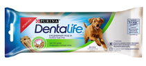 Заказать Purina Dentalife / Лакомство Палочки для собак Крупных пород Ежедневный уход за полостью рта по цене 24 руб