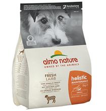 Almo Nature Holistic Small Lamb / Сухой корм Алмо Натюр Холистик для взрослых собак Малых пород с Ягненком