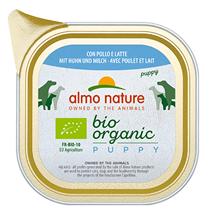 Almo Nature Puppy Daily Menu Bio Pate / Паштет Алмо Натюр для Щенков Био-меню (цена за упаковку)