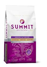 Summit holistic Original 3 Meat Indoor Cat Recipe / Сухой корм Саммит Ориджинал для Котят и Домашних кошек 3 вида мяса Цыпленок Лосось Индейка