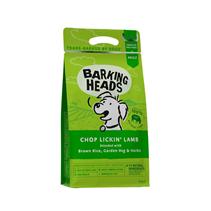 Barking Heads Dog Adult Chop Lickin' Lamb / Сухой корм Баркинг Хэдс для взрослых собак 'Мечты о ягненке' Ягненок рис