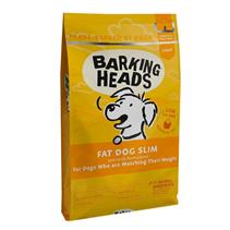 Barking Heads Dog Light Fat dog Slim / Сухой корм Баркинг Хэдс для взрослых собак с Избыточным весом 'Худеющий толстячок' Курица рис