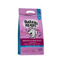 Barking Heads Dog Adult Small Doggylicious Duck Grain free / Сухой Беззерновой корм Баркинг Хэдс для взрослых собак Мелких пород 'Восхитительная утка' Утка батат