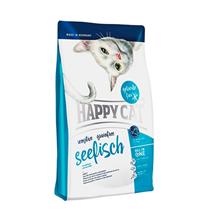 Happy Cat Sensitive GrainFree Seefisch / Сухой корм Хэппи Кэт для кошек с Чувствительным пищеварением Беззерновой Морская рыба