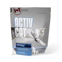 Canada Litter ActivCat / Комкующийся наполнитель Канада Литэр для кошачьего туалета Аромат Альпийской свежести