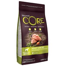 Wellness Core Adult Medium Large Breed Low Fat Grain free Turkey / Сухой Беззерновой корм Велнес Кор для собак Средних и Крупных пород Низкокалорийный Индейка