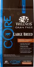Заказать Wellness Core Dog Large Breed Adult Grain free Turkey / Сухой Беззерновой корм для взрослых собак Крупных пород Индейка по цене 1370 руб