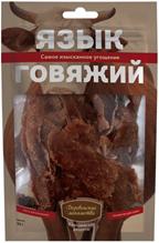 Деревенские лакомства Классические рецепты / Язык Говяжий для собак