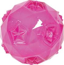 Заказать Zolux Dental / Игрушка для собак Мяч Комбинированная Термопластичная резина Цвета в Ассортименте по цене 500 руб