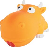 Заказать Zolux / Игрушка для собак Корова Оранжевая Латекс по цене 290 руб