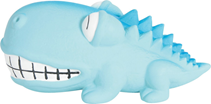 Zolux / Игрушка для собак Крокодил Голубой Латекс