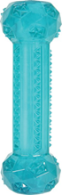 Zolux / Игрушка Золюкс для собак Хрустящая палочка Термопластичная резина Бирюзовая