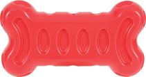Zolux Bubble / Игрушка Золюкс для собак Кость Термопластичная резина 15 см