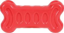 Zolux Bubble / Игрушка Золюкс для собак Кость Термопластичная резина 19 см