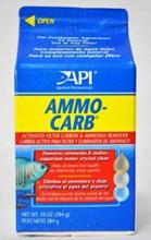 Api Ammo Carb / Средство Апи для удаления аммиака и органических веществ из Аквариумной воды