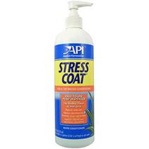 Api Stress Coat / Кондиционер Апи для декоративных рыб и воды (помповый дозатор)