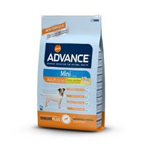 Advance Mini Adult / Сухой корм Адванс для взрослых собак Мелких пород Курица рис