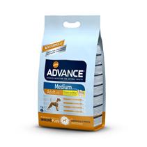 Advance Medium Adult / Сухой корм Адванс для собак Средних пород Курица рис