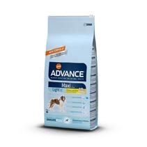 Заказать Advance Maxi Light / Сухой корм для собак Крупных пород Контроль веса Курица рис по цене 4420 руб