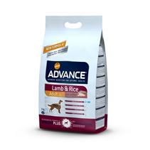 Advance Sensitive Lamb & Rice / Сухой корм Адванс для взрослых собак c Чувствительным пищеварением Ягненок рис