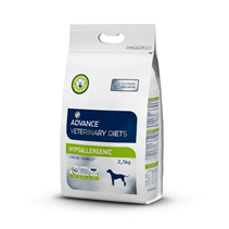 Advance Veterinary Diets Hypoallergenic / Ветеринарный сухой корм Адванс Гипоаллергенный для собак с проблемами ЖКТ и пищевыми аллергиями