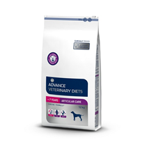 Заказать Advance Veterinary Diets Articular Care 7+ Senior / Ветеринарный сухой корм для Пожилых собак с заболеваниями Суставов по цене 5380 руб