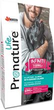 Pronature Life Infiniti Salmon / Сухой корм Пронатюр Лайф для собак с Лососем