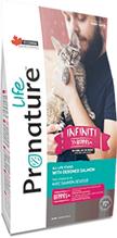 Pronature Life Infiniti Salmon / Сухой корм Пронатюр Лайф для кошек с Лососем