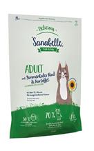 Заказать Sanabelle Delicious Adult Simmentaler Rind / Сухой корм для кошек мясо Бычков симментальской породы картофель по цене 2380 руб