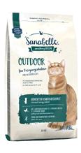 Sanabelle Outdoor / Сухой корм Санабелль для Активных кошек Бывающих на улице Утка