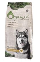 Organix Adult Dog Chicken / Сухой корм Органикс для взрослых собак Курица и цельный рис