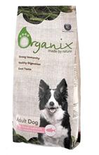 Заказать Organix Adult Dog Salmon / Сухой корм для собак свежий Лосось и рис по цене 710 руб