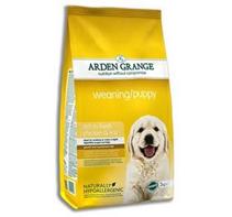 Arden Grange Weaning & Puppy / Сухой корм Ардэн Грэндж для Щенков