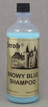 Заказать Jerob Snowy Blue Shampoo / Оттеночный концентрированный шампунь для кошек и собак Белого окраса по цене 1100 руб