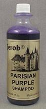 Заказать Jerob Parisian Purple Shampoo / Оттеночный концентрированный шампунь для кошек и собак Светлых окрасов по цене 1100 руб