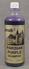 Заказать Jerob Parisian Purple Shampoo / Оттеночный концентрированный шампунь для кошек и собак Светлых окрасов по цене 1760 руб