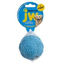 JW Giggler / Игрушка для собак Мяч хихикающий каучук