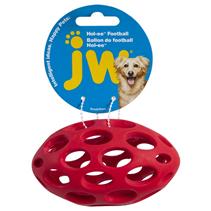 JW Sphericon / Игрушка для собак Мяч для Регби сетчатый каучук