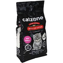 Catzone Baby Powder / Наполнитель Кэтзон для кошачьего туалета специальный для Котят