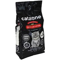 Catzone Active Carbon / Наполнитель Кэтзон для кошачьего туалета с Активированным углем