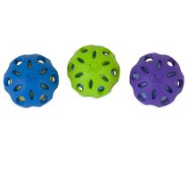 JW Crackle & Crunch Ball / Игрушка для собак Мяч сетчатый Хрустящая резина