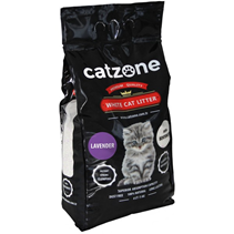 Catzone Lavender / Наполнитель Кэтзон для кошачьего туалета Лаванда