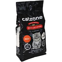 Catzone Orange / Наполнитель Кэтзон для кошачьего туалета Цитрус