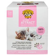 Заказать Dr.Elseys Kitten Attract / Наполнитель для кошачьего туалета Приучение Котят с Травами по цене 2050 руб