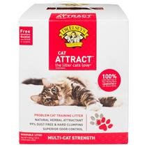 Dr.Elseys Cat Attract / Наполнитель Доктор Элси для кошачьего туалета Приучение кошек с Травами