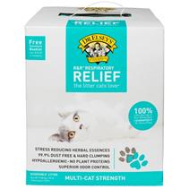 Dr.Elseys R&R Respiratory Relief / Наполнитель Доктор Элси для кошачьего туалета Комкующийся Профилактика заболеваний дыхательных путей