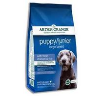 Arden Grange Puppy Large Breed / Сухой корм Ардэн Грэндж для Щенков Крупных пород